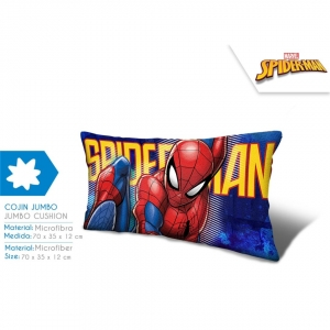 Spiderman microfiber cushion