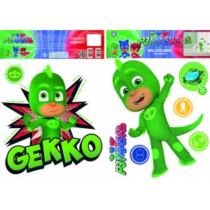 PJ Mask wall sticker gekko 2 sheets