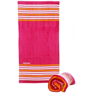 Pantone beach towel