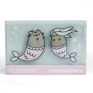 Pusheen Mermaid hand warmers