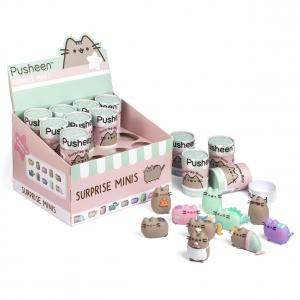 Pusheen surprise mini figurines – display 12 pcs