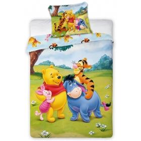 Winnie The Pooh baby bedset 100x135 cm