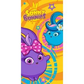Sunny Bunnies beach towel