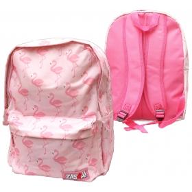 Zaska backpack - flamingo