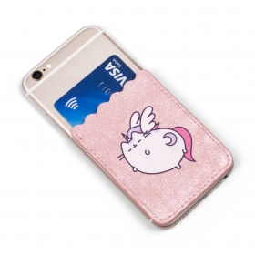 Pusheen phone pocket