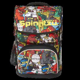 Lego Ninjago Comic 2-piece school backpack
