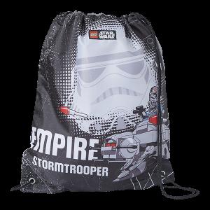 Lego Star Wars Stormtrooper gym bag