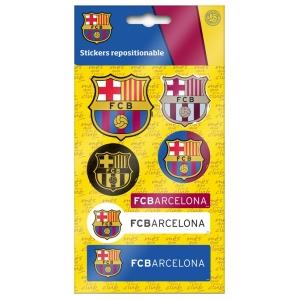 FC Barcelona pvc sticker logos