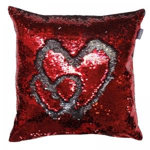Flippy cushion sequins 40x40 cm