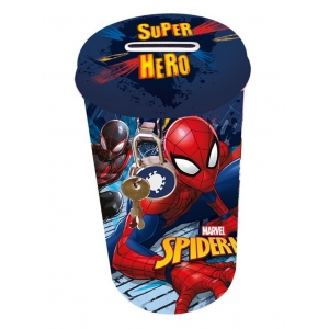Spiderman metal coin box
