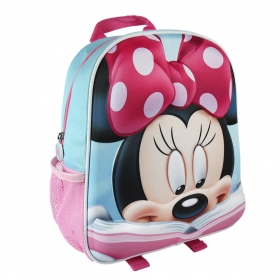 Minnie Mouse 3D backpack 31 cm