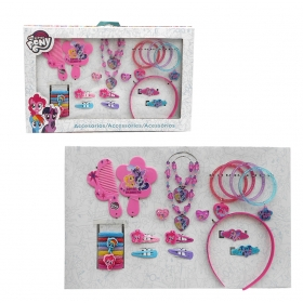 My Little Pony jewellery and hair accessories gift set