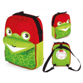 Fisher Price 3D backpack – frog