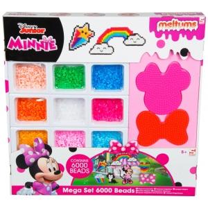 Minnie Mouse Meltumz Mega Set 6000 beads