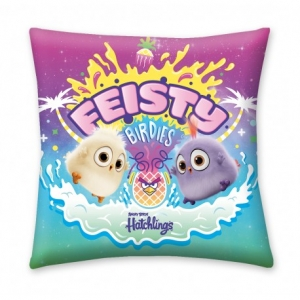 Hatchlings Angry Birds pillow