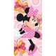 Minnie Mouse beach towel