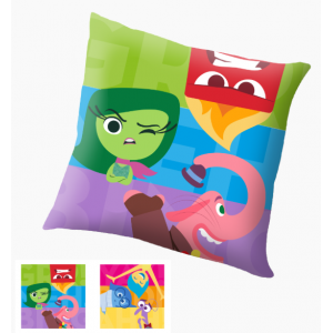 Inside Out pillow