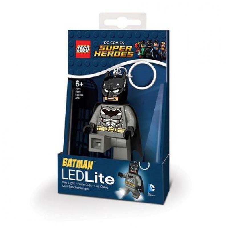 Lego Batman Movie keychain with LED torch - Batman ...