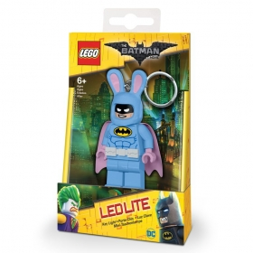 Lego Batman Movie keychain with LED torch – Bunny Batman