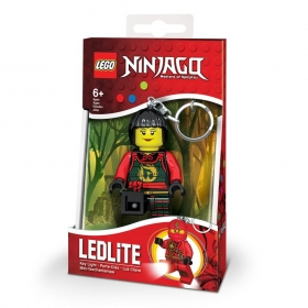 Lego Ninjago keychain with LED torch – Nya