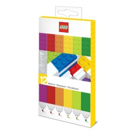 Lego markers 12 pcs