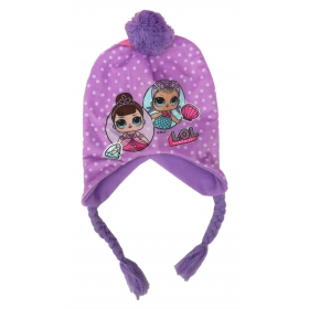 LOL Surprise autumn / winter hat s. 54 cm