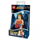 Lego Super Heros Wonder Woman keychain with LED torch