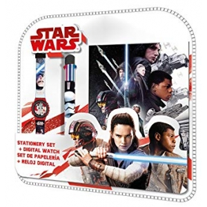 Star Wars wristwatch, pen and diary