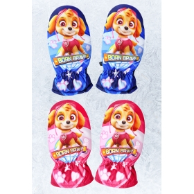 Paw Patrol Ski gloves -2 fingers