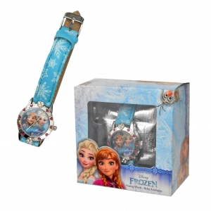 Frozen wrist watch in gift box