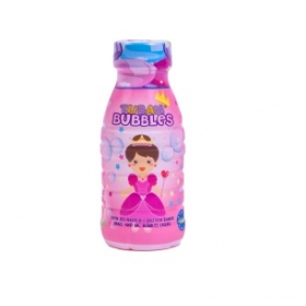 Tuban - Liquid for soap bubbles 250 ml – princess