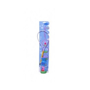 Tuban - Peppa Pig hoop for soap bubbles + liquid for soap bubbles 250 ml