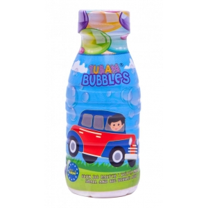 Tuban - Liquid for soap bubbles 250 ml – car