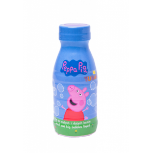 Tuban - Peppa Pig bubbles for blowing 250 ml - display 12 pcs