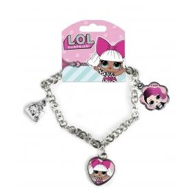 LOL Surprise charm bracelet
