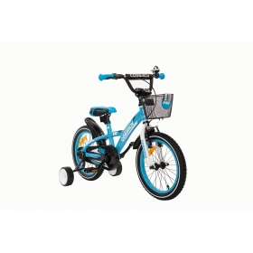 Blanic bicycle – blue 16 inch