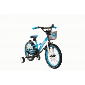 Blanic bicycle – blue 18 inch