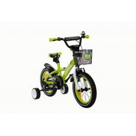Blanic bicycle – green 14 inch