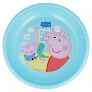 Peppa Pig plastic bowl