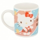 Hello Kitty ceramic breakfast set