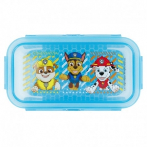 Rectangular Hermetic Food Container 250 Ml Paw Patrol Comic