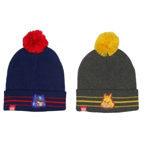 Angry Birds Transformers winter hat