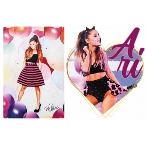 Ariana Grande wall stickers – 2 sheets