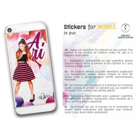 Ariana Grande mobile sticker