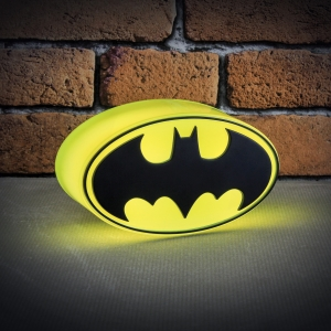 DC Comics Mini Batman Logo Light V2