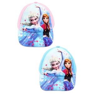 Frozen baseball hat