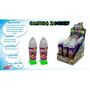 Chimos Rocket dextose candy