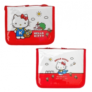 Hello Kitty  Vintage Filled Pencil Case