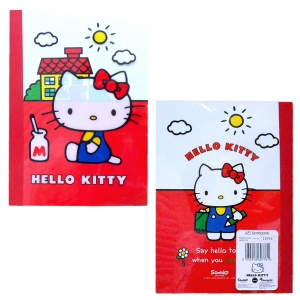 Hello Kitty Vintage A5 Notebook