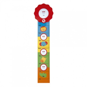 Fisher Price wooden growing chart